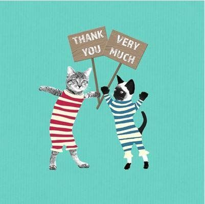 Thank You Card -  - aurina-ltd-2