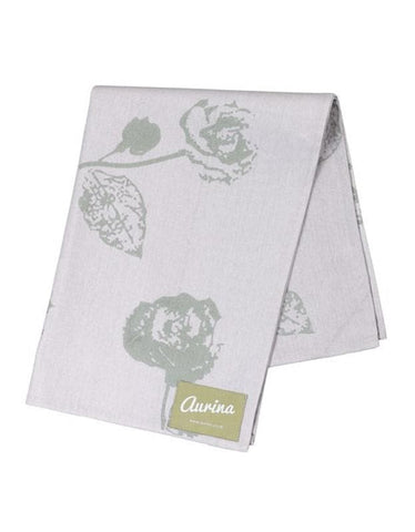 Cotton Tea Towel Vintage Rose