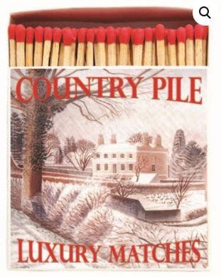Country Pile Luxury Matches - Aurina Ltd