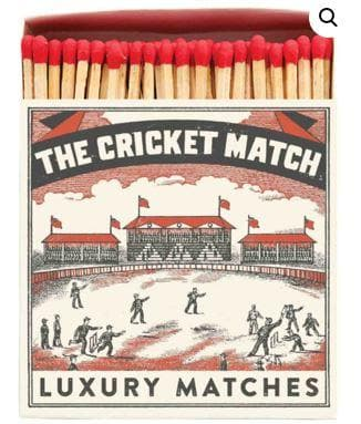 Cricket Match Luxury Matches
