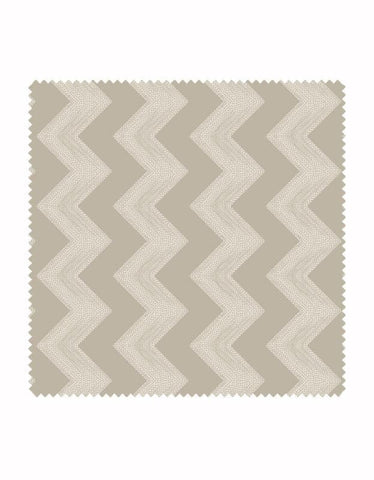 Dotty Chevron Wallpaper