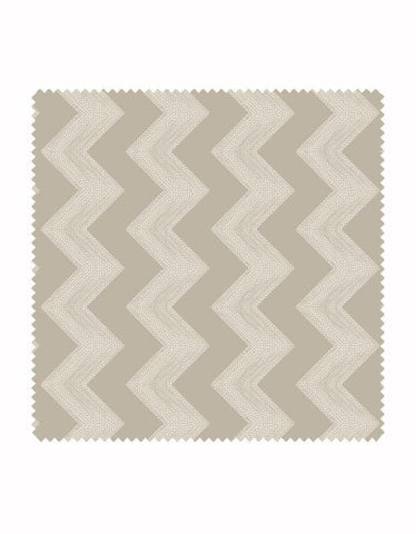 Dotty Chevron Fabric