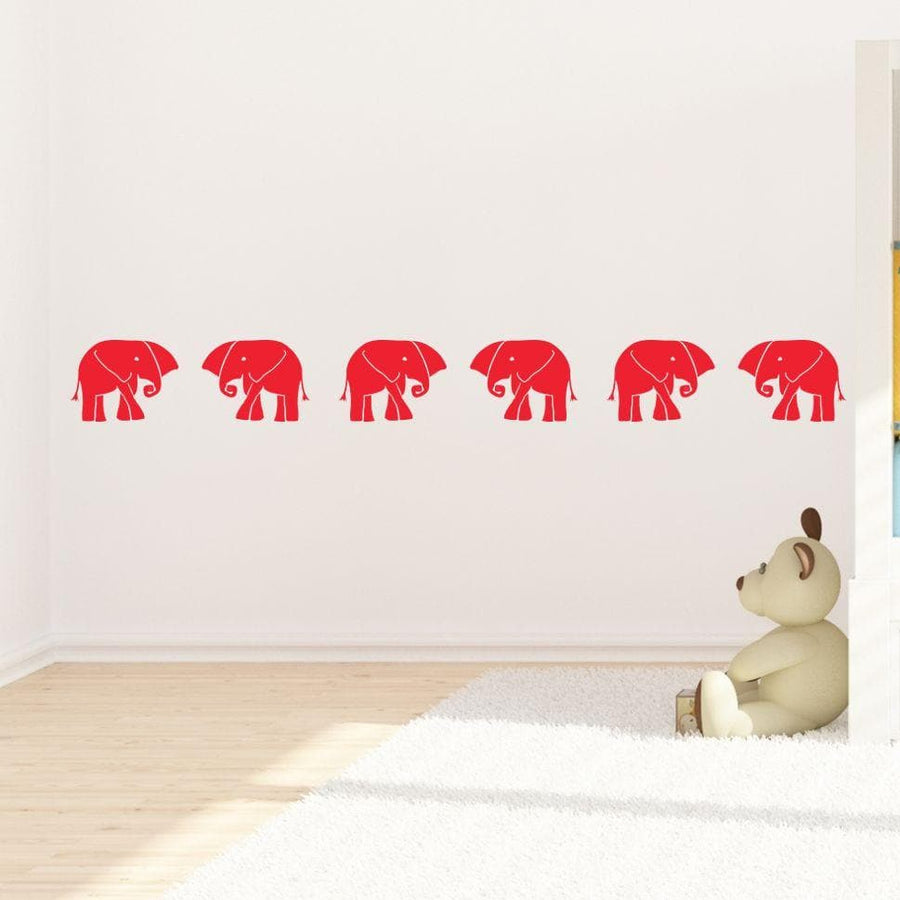 Nellie Personalised Wall Stickers