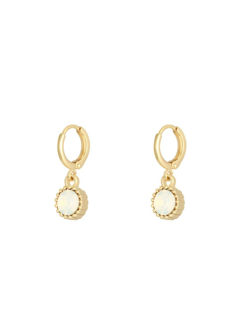 Gold Mini Hoop Earring Set - Aurina Ltd