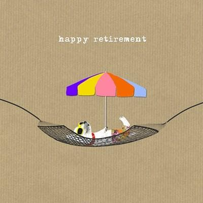 Happy Retirement Card - Aurina Ltd