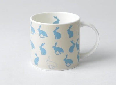 Hetty Hare Bone China Mug