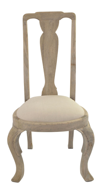 Tall Upholstered Dining Chair - Aurina Ltd