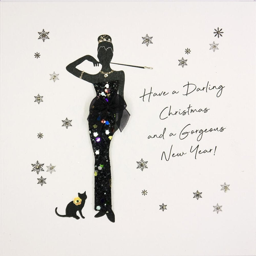 Have a darling Christmas Christmas Card - Aurina Ltd