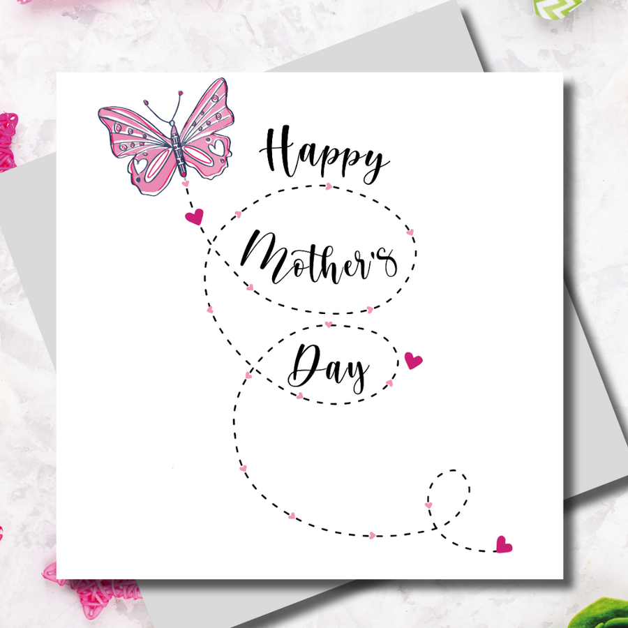 Happy Mother's Day Card - Aurina Ltd