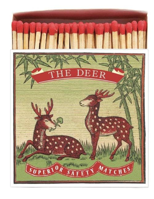 The Deer Luxury Square Matches