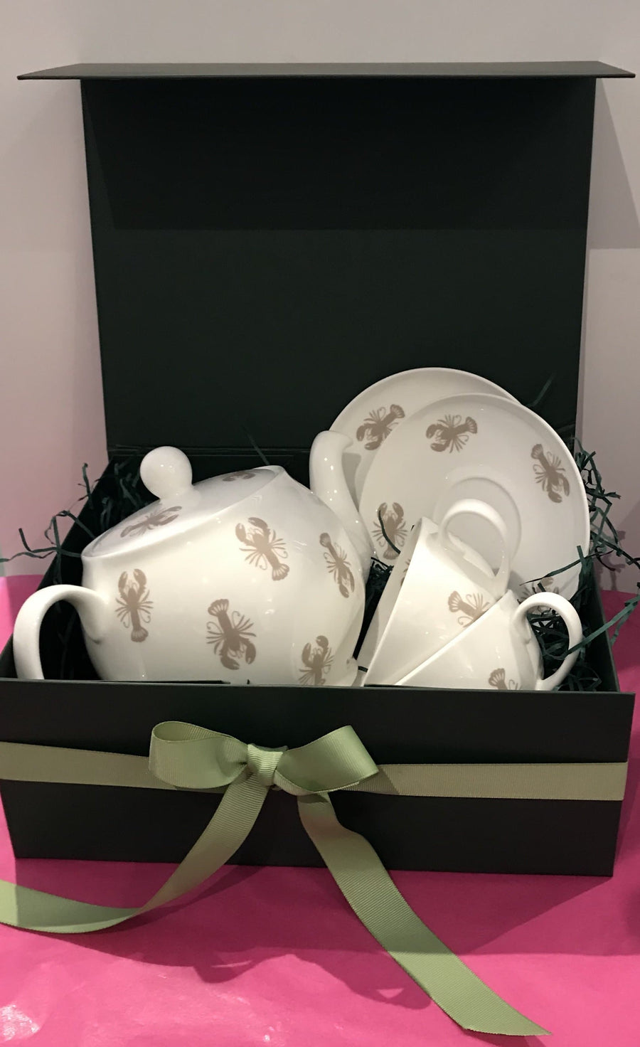 Christmas Hamper For The Posh Tea Lover - Aurina Ltd