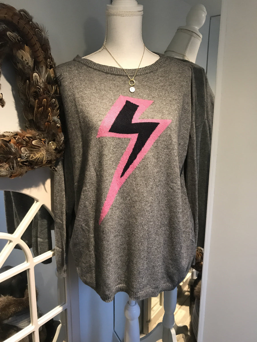 New Lightening Bolt Jumper