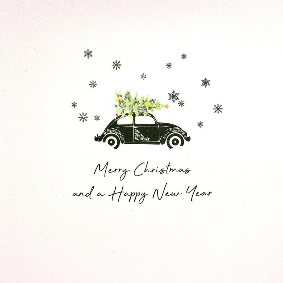Box of Christmas Cards Merry Christmas and a Happy New Year - Aurina Ltd