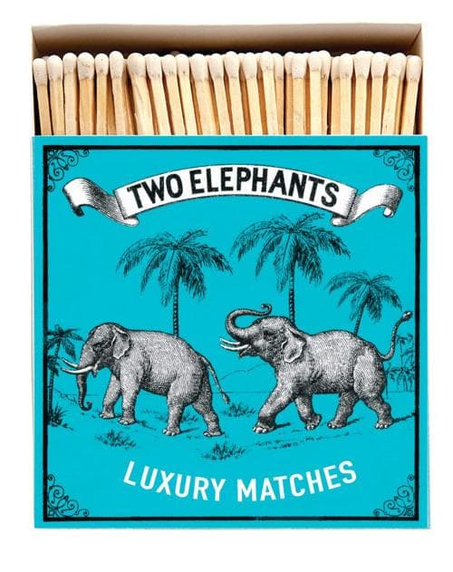 Two Elephants Luxury Matches