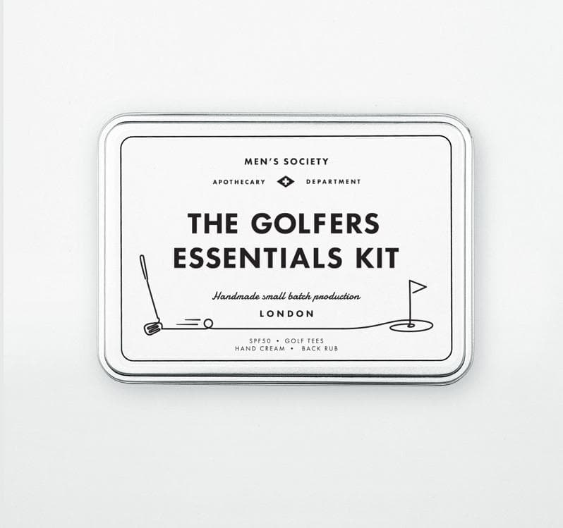 Golfers Essentials Kit - Aurina Ltd