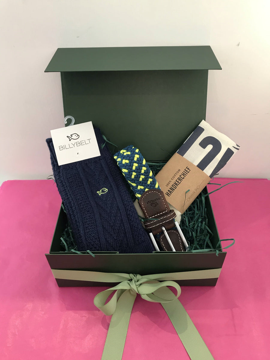 Christmas Hamper For Him 'Dapper Gent' - Aurina Ltd