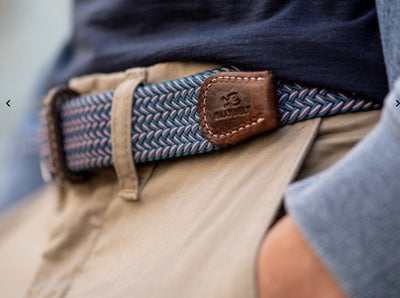 The Seoul Woven Belt - Aurina Ltd
