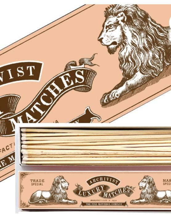 Lions Extra Long Matches - Aurina Ltd