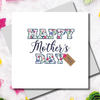 Floral Happy Mothers Day Card - Aurina Ltd