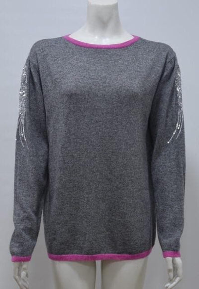 Angel Wings Star Jumper