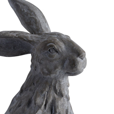 Large Hetty Hare Outdoor Statue - Aurina Ltd
