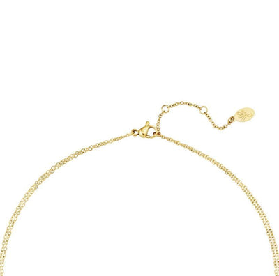 Starstruck double chain necklace - Aurina Ltd