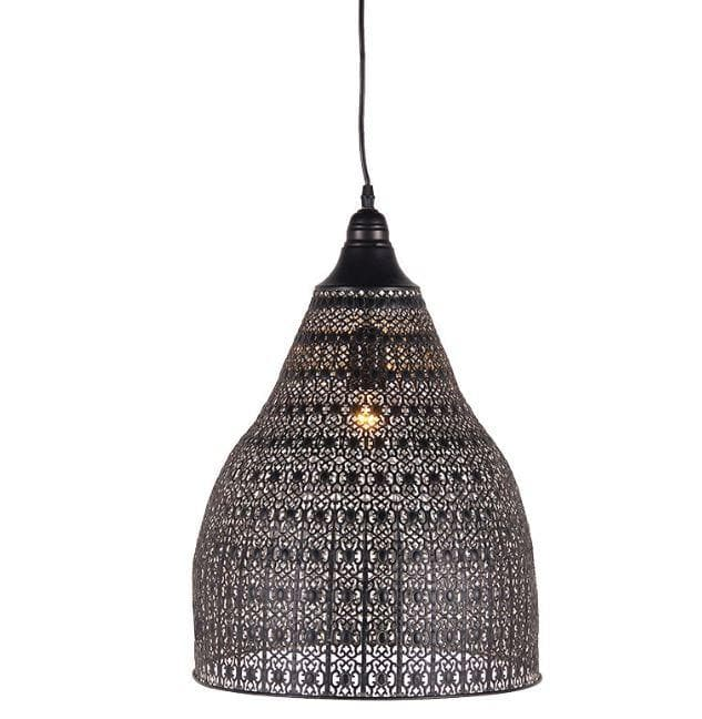 Distressed Morrocan Style Ceiling Pendant