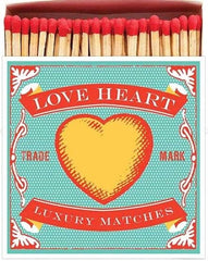 Love Heart Luxury Matches