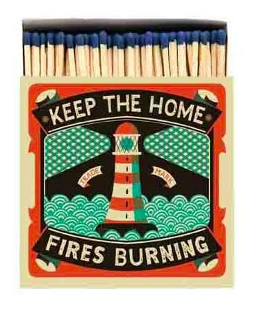 Home Fires Square Matches