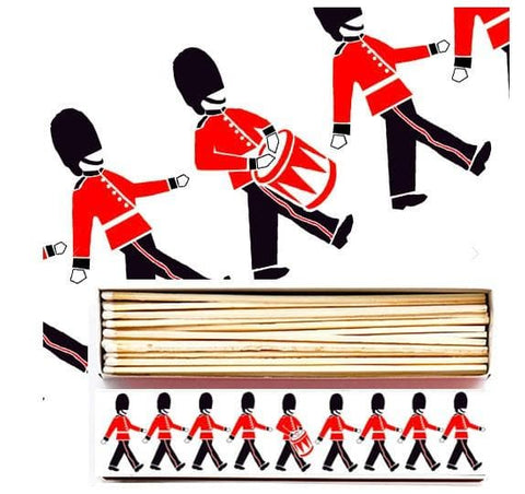 Extra Long Marching Soldiers Matches