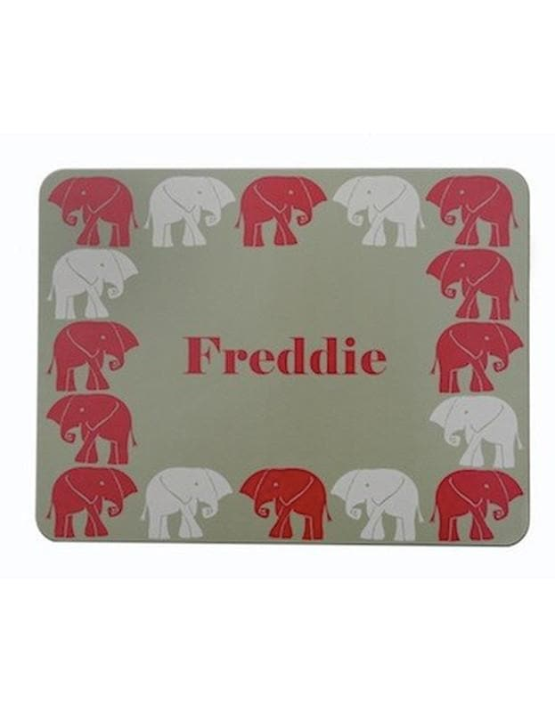 Personalised Nellie Place Mat - Aurina Ltd