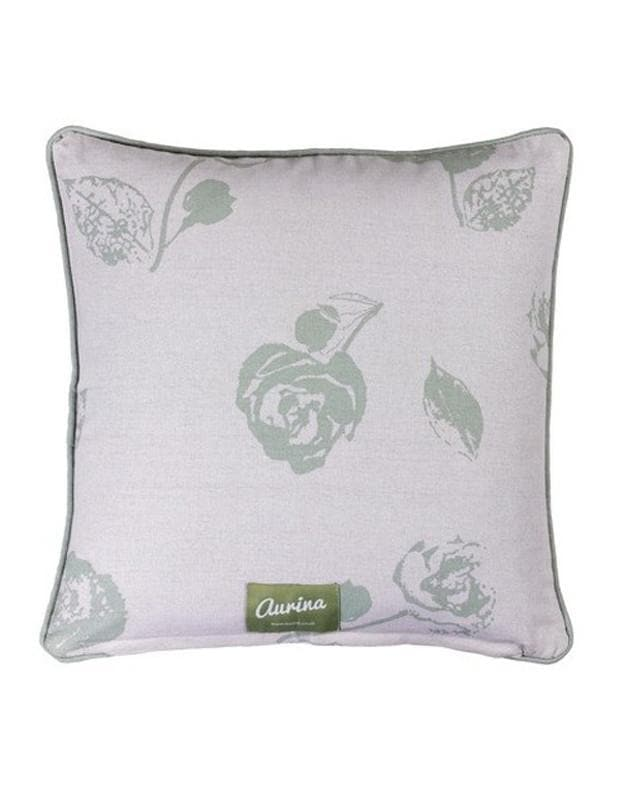 Piped Cushion Vintage Floral - Aurina Ltd