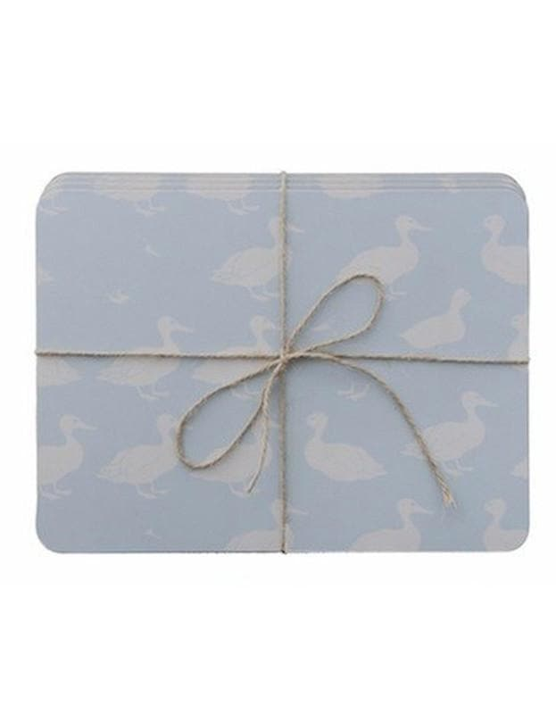 Puddle Duck Place Mat Set of 4