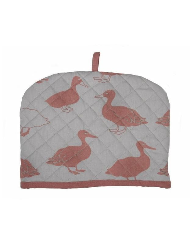Puddle Duck Quilted Tea Cozy