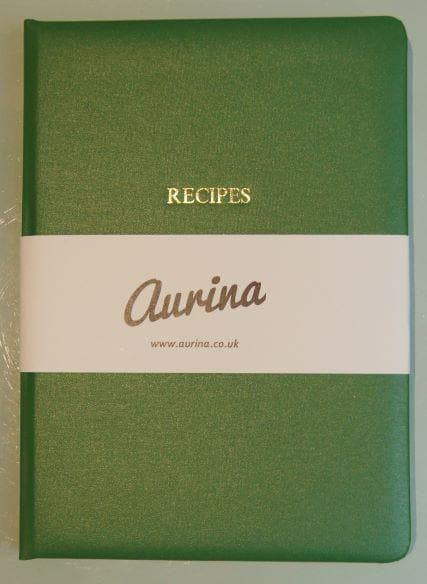 Recipe Journal - Aurina Ltd