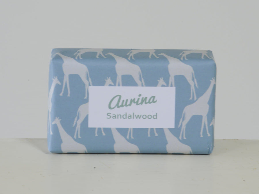 Sandalwood Soap - Aurina Ltd