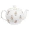 Lobster Thermidor Bone China 6 Cup Tea Pot