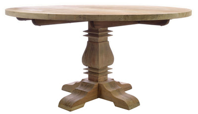 Round Dining Table - Aurina Ltd
