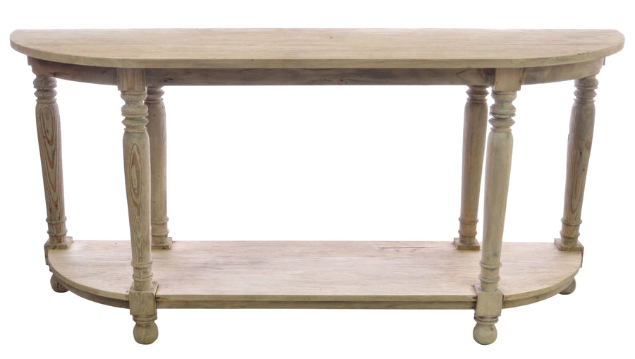 Long Console Table - Aurina Ltd