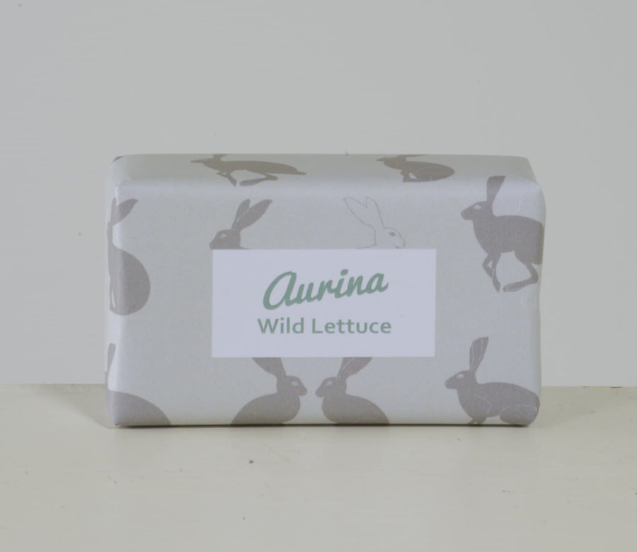 Wild Lettuce Soap - Aurina Ltd