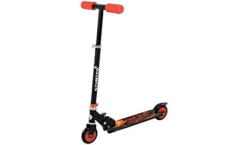 Black & Red Dragon Stunt Scooter