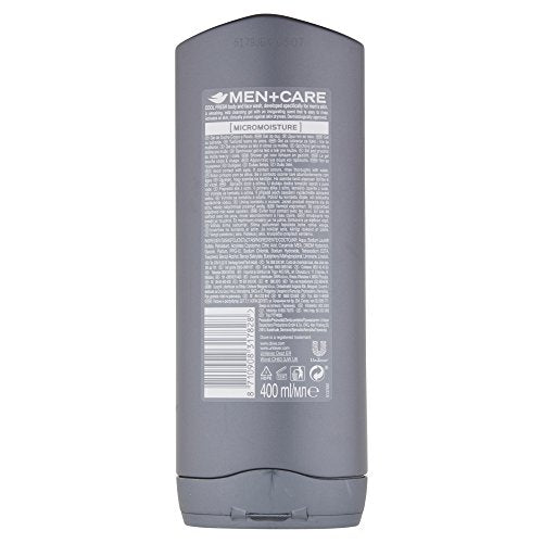 Dove Men+ Care Cool Fresh Shower Gel, 400ml