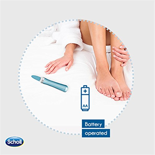 Scholl Velvet Smooth Nail Care System - Pink