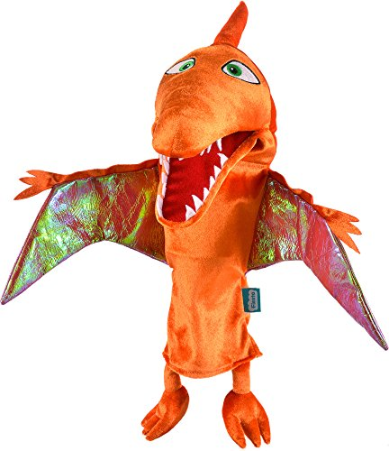 Fiesta Crafts Pterodactyl Hand Puppets