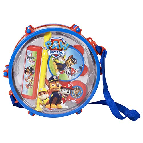 HTI Toys Paw Patrol Pack Away Drum