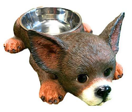 SSUK Novelty Chihuahua Dog Bowl