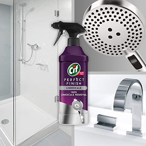Cif Perfect Finish Limescale Removal Spray 435 ml