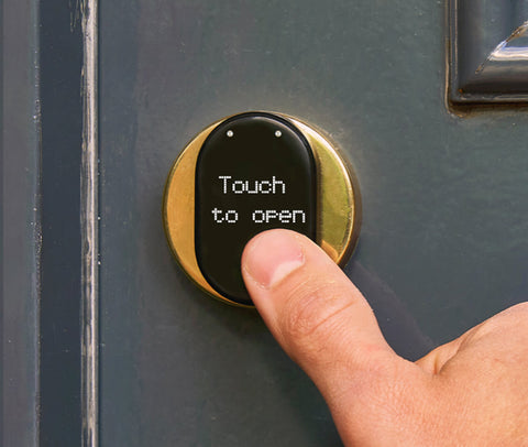 Touch To Open Loqed