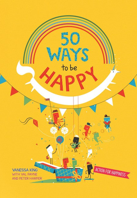 50 Ways To Be Happy