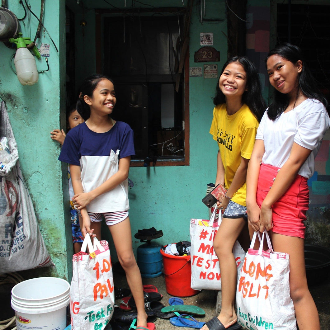 Give a Children's Sanitation Kit during COVID-19 (Philippines)